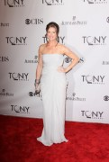 Brooke Shields - 65th Annual Tony Awards Beacon Theatre 06/12/2011