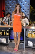Elisabetta Canalis at The Night of Chef Tv program, Milan, 16 June, x32