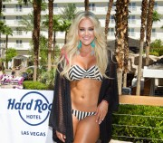 Лейси Швиммер, фото 210. Lacey Schwimmer hosts at REVEL pool party at Hard Rock Beach Club 06/08/'11, foto 210