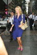 Иванка Трамп, фото 695. Ivanka Trump walks into the Today show in New York City - 18.08.2011, foto 695