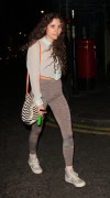 Eliza Doolittle leaves The Groucho Club in London, 27 September, x12