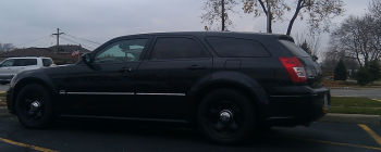Off Road Rims And Tires Package >> Will Police Steelies fit '05 Magnum RT RWD