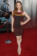 Джейми Рэй Ньюман, фото 139. Jaime Ray Newman - 'Real Steel' Premiere in Los Angeles - Oct 2, 2011, foto 139
