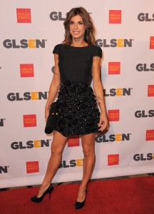 Элизабетта Каналис, фото 1158. Elisabetta Canalis the 2011 'GLSEN Respect Awards' in LA, 21.10.2011, foto 1158