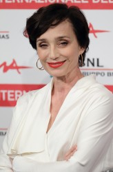 Кристин Скотт Томас, фото 52. Kristin Scott Thomas 'The Woman in the Fifth' Photocall at the International Rome Film Festival (30.10.2011), foto 52