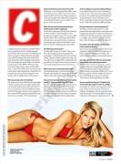 Kelly Kelly - Maxim December 2011 (12-2011) USA