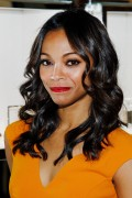 Zoe Saldana at Michael Kors Lifestyle Store Opening in LA, 16 November, x11