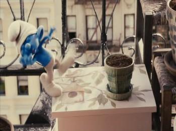 Smerfy / The Smurfs (2011) PLDUB.DVDRip.XviD.AC3-Sajmon
