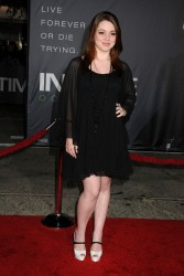 Дженнифер Стоун, фото 324. Jennifer Stone 'In Time' Premiere in LA - 20.10.2011, foto 324