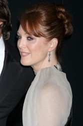 Джулианн Мур, фото 957. Julianne Moore 2012 Pirelli Calendar gala dinner in NYC December 6 2011, foto 957
