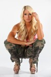 Барби Бланк (Келли Келли), фото 448. Barbie Blank (Kelly Kelly) Chad Martel Photoshoot 2012, foto 448