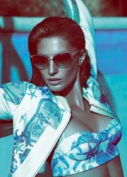 Жизель Бундхен, фото 2303. Gisele Bundchen Versace S/S 2012, foto 2303