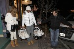 Мэрайя Кэри, фото 6084. Mariah Carey December, 31 2011 Out & about in Aspen, foto 6084