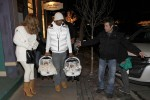Мэрайя Кэри, фото 6083. Mariah Carey December, 31 2011 Out & about in Aspen, foto 6083