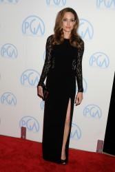 Анджелина Джоли, фото 7454. Angelina Jolie - Producers Guild awards, january 21, foto 7454