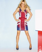 Джери Холливел, фото 3255. Geri Halliwell The Union Jack' Collection Photoshoot, foto 3255