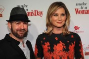 Jennifer Nettles - 2012 'Woman's Day' Red Dress Awards @ Jazz at Lincoln Center - 2/15/12 - New York City