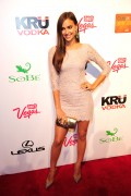 Irina Shayk at Club SI Swimsuit Party at Pure Nightclub in Las Vegas 16th February x9