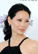 Люси Алексис Лью, фото 1124. Lucy Alexis Liu 2012 Film Independent Spirit Awards in Santa Monica 25.2.2012, foto 1124