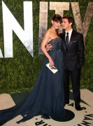 Кэти Холмс, фото 5806. Katie Holmes - 2012 Vanity Fair Oscar Party in West Hollywood 02/26/12, foto 5806