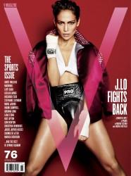 Дженнифер Лопес, фото 8809. Jennifer Lopez V magazine's Spring sports issue, foto 8809