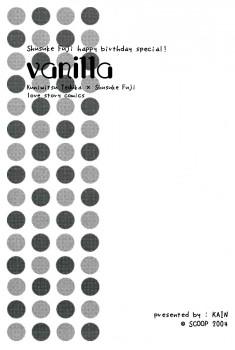 Vanilla TezukaxFuji (Strongest Pair) 9872e5177934718