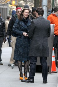 Лейгтон Мистер, фото 6879. Leighton Meester On the Set of 'Gossip Girl' in Manhattan - 05.03.2012, foto 6879