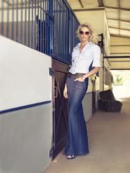 Ана Хайкмэн, фото 301. Ana Hickmann Equus Jeans Style 2012 Campaign, foto 301