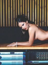 Marcela Caicedo Playboy Colombia Febrero 2012