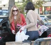 Алиана 'Али' Лохан, фото 182. Ali Aliana 'Ali' Lohan - booty in jeans shopping in Westwood 03/08/12, foto 182