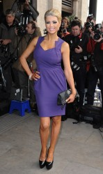 Nicola McLean at the TRIC Awards in London 13th March x5