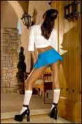 Прия Райi Анджали, фото 409. Priya Anjali Rai 'Naughty Schoolgirl' Foxes Set, foto 409