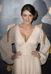 Brooke Vincent at The RTS Awards in London 20th March x4
