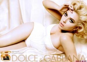 Dolce & Gabbana Advertising (2012)