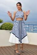Freida Pinto - Desert Dancer photocall at the Cannes Film Festival 05/18/12
