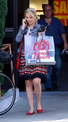 Dianna Agron - Samy�s Camera store, West Hollywood - May 18, 2012