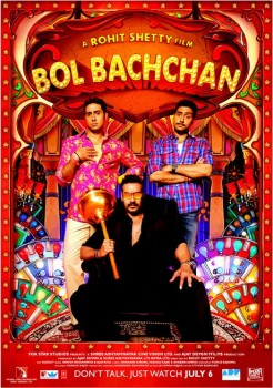 Bol Bachan (2012) Theatrical Trailer HD 720p 1080p