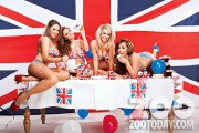 Мелисса Деблинг, фото 948. Melissa Debling Diamond Boobilee Zoo - With Emma Frain, Caitlin Wynters & Geena Mullins LQ x 18 Tags, foto 948
