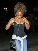 Christina Milian - out and about in Hollywood 07/01/12
