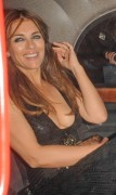 Elizabeth Hurley - out and about in London 07/05/12