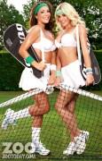 ����� �����, ���� 130. Daisy Watts & Amy Green - Sexy Wimbledon July 2012 LQ Tags, foto 130