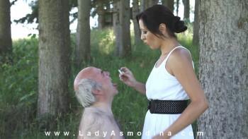 Young Sadistic Mistress Lady Asmodina – Punishing Forest 3